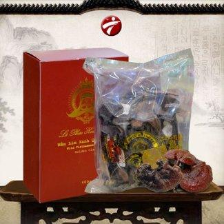 Nấm lim xanh Quảng Nam Lê Phúc Hoàng Gia loại hộp 400g L302