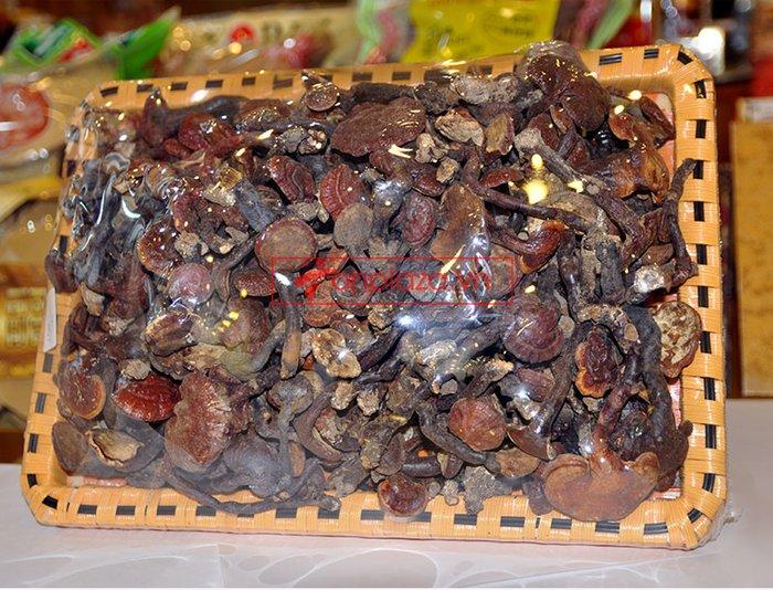 Nấm lim xanh rừng Quảng Nam tai nhỏ, già năm (1kg/hộp) L309
