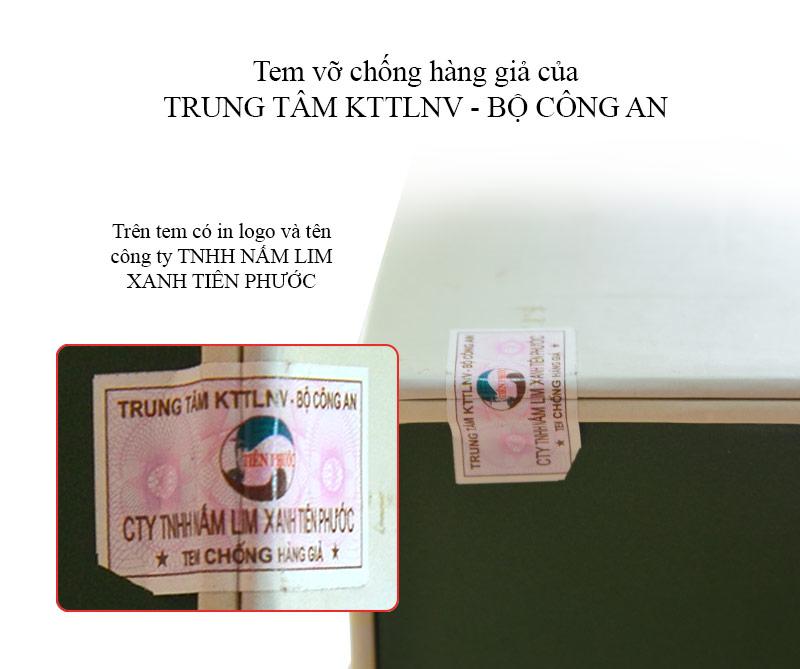 Nấm lim xanh tử chi Tiên Phước L014