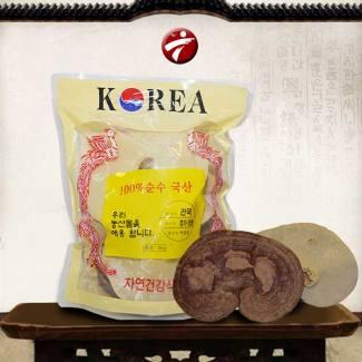 Nấm linh chi vàng (Túi 3-6 tai/kg) L005